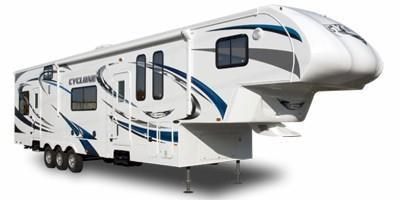 2012 Heartland RV Cyclone  3950