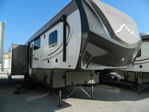 2016 Open Range Mesa Ridge  337RLS