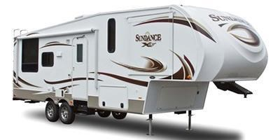 Stock Image for 2013 Heartland RV Sundance XLT SD XLT 277RL (options and colors may vary)
