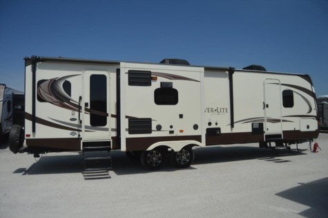 2014 EverGreen RV Ever-Lite  291RLS