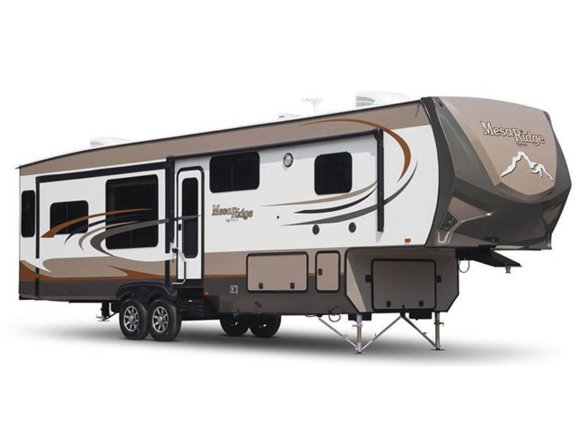 Stock Image for 2017 Highland Ridge Mesa Ridge MF371MBH (options and colors may vary)