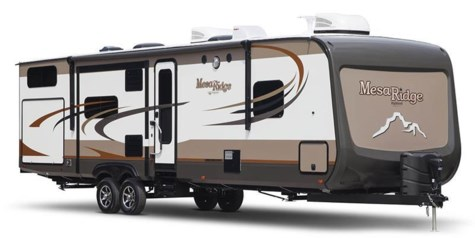 2017 Highland Ridge Mesa Ridge  MR323RLS