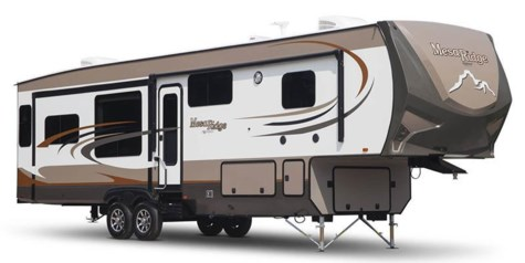 2017 Highland Ridge Mesa Ridge  MF371MBH
