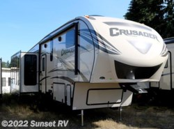 New 2017  Prime Time Crusader 321RES by Prime Time from Sunset RV in Fife, WA