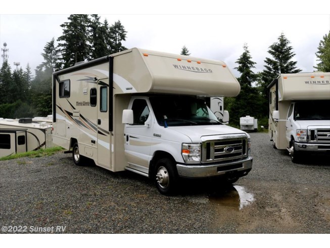Diesel Pusher For Sale Washington >> 2016 Winnebago RV Minnie Winnie 22R for Sale in Bonney Lake, WA 98391 | P2896 | RVUSA.com ...