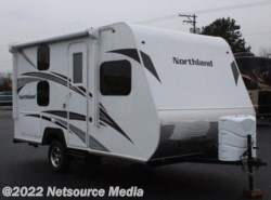 New 2014  Northland  174 Travel Trailer by Northland from Sunset RV in Fife, WA