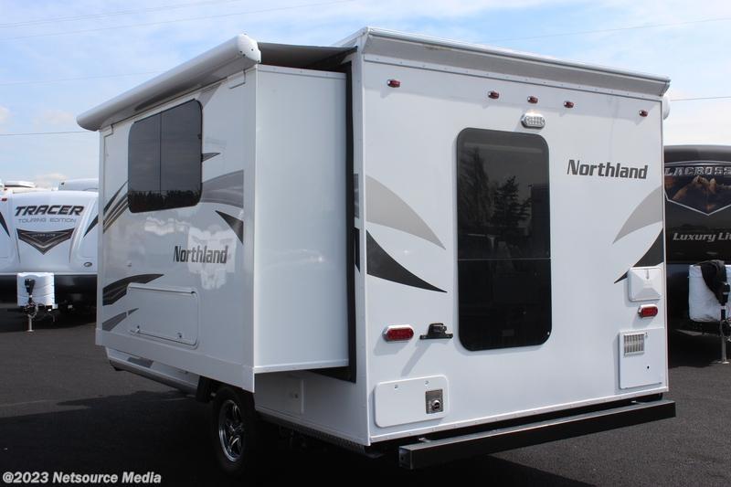 2015 Northland Rv 174 Travel Trailer For Sale In Bonney