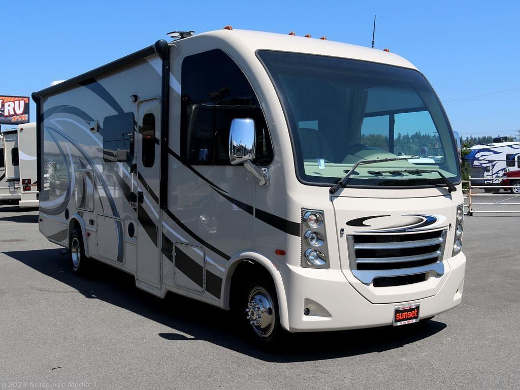 2017 thor motor coach rv vegas 25 3 for sale in fife wa for Thor motor coach vegas for sale