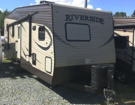 Brilliant 32LOFTRES  2017 Riverside 32 LOFTTWO LEVEL CAMPER For Sale In Apex NC