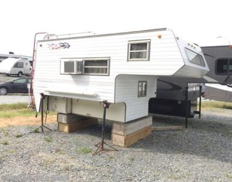 cricket truck camper 1985 cricket cricket for sale in apex nc. Black Bedroom Furniture Sets. Home Design Ideas