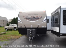 New 2017  Forest River Wildwood 29UD3 by Forest River from Delmarva RV Center in Seaford in Seaford, DE