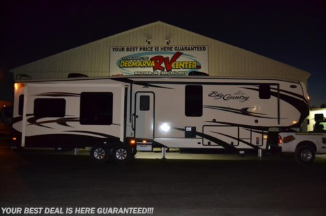 2017 Heartland RV Big Country  BC 3950FB