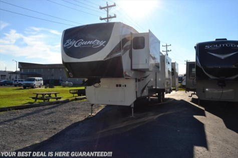 2016 Heartland RV Big Country  4010RD