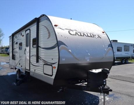 S2014 2016 Coachmen Catalina 243rbs For Sale In Seaford De