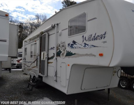 Us14068 2005 Forest River Wildcat 28rks For Sale In
