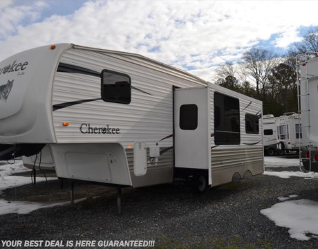 Us14086 2008 Forest River Cherokee 255s For Sale In