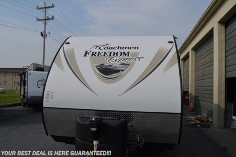 2017 Coachmen Freedom Express  192 RBS