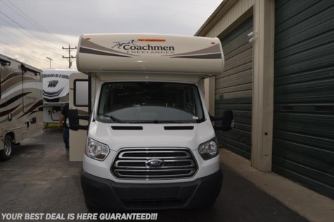2018 Coachmen Freelander Micro Minnie  20CBT