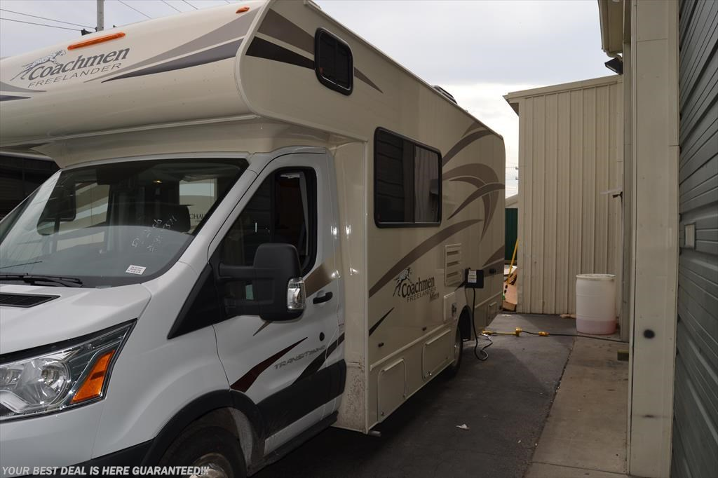 Fantastic 2018 Coachmen RV Freelander Micro Minnie 20CBT For Sale In