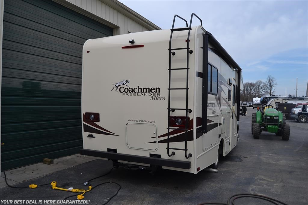 Innovative 2018 Coachmen RV Freelander Micro Minnie 20CBT For Sale In