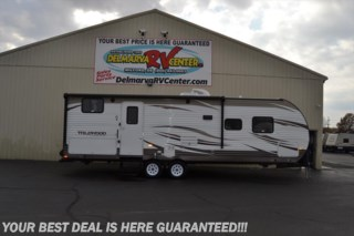 Seaford, Delaware - New 2018 Forest River Wildwood 27DBK available from Delmarva RV Center in Seaford