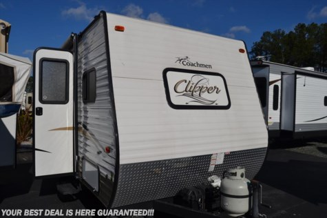 2015 Coachmen Clipper  17BH