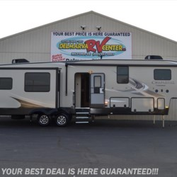New 2018 Coachmen Chaparral 391QSMB For Sale by Delmarva RV Center in Seaford available in Seaford, Delaware