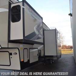 Delmarva RV Center in Seaford 2018 Chaparral 391QSMB  Fifth Wheel by Coachmen | Seaford, Delaware