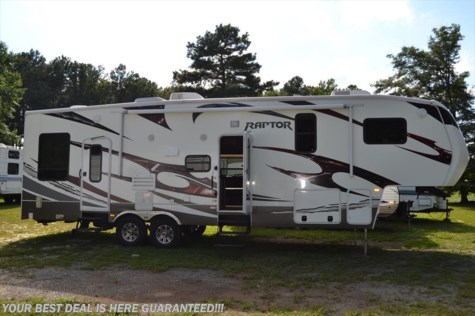 2012 Keystone Raptor  300MP