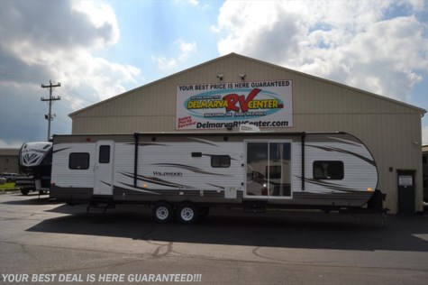 2017 Forest River Wildwood  36BHBS