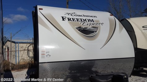 2017 Coachmen Freedom Express  292 BHDS