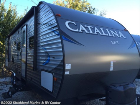 2018 Coachmen Catalina SBX  291 QBCK