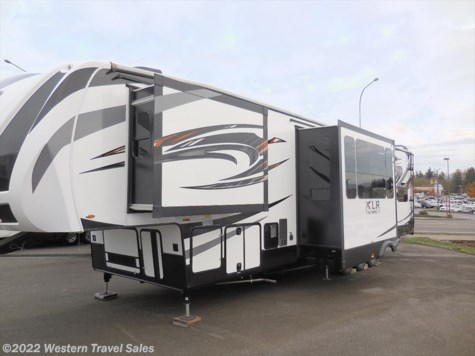 Used 2015 Forest River XLR Thunderbolt 415AMP For Sale by Western Travel Sales available in Lynden, Washington