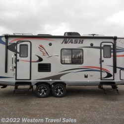 New 2017 Northwood Nash 24M For Sale by Western Travel Sales available in Lynden, Washington