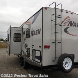 Western Travel Sales 2017 Nash 24M  Travel Trailer by Northwood | Lynden, Washington