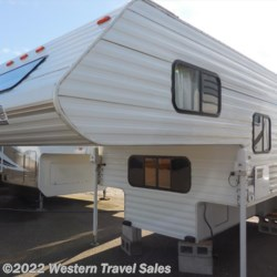 2001 Lance Lance Lite 915  - Truck Camper Used  in Lynden WA For Sale by Western Travel Sales call 800-481-4505 today for more info.