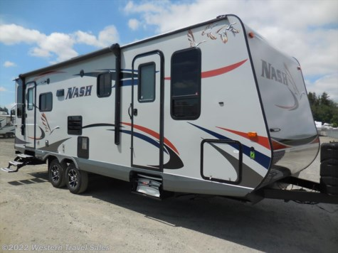 New 2018 Northwood Nash 26N For Sale by Western Travel Sales available in Lynden, Washington