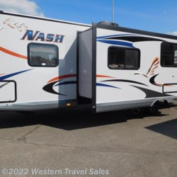 2018 Northwood Nash 29S  - Travel Trailer New  in Lynden WA For Sale by Western Travel Sales call 800-481-4505 today for more info.