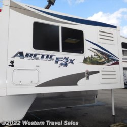 Used 2012 Northwood Arctic Fox Camper 990 For Sale by Western Travel Sales available in Lynden, Washington