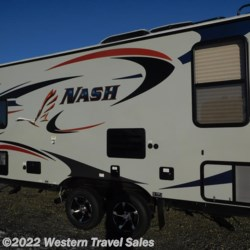 2018 Northwood Nash 17K  - Travel Trailer New  in Lynden WA For Sale by Western Travel Sales call 800-481-4505 today for more info.