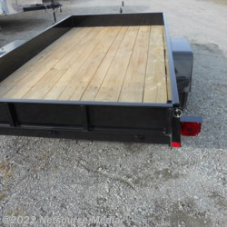 2015 Mirage  - Flatbed (Utility) New  in Anchorage AK For Sale by Taylor Leasing Trailer Sales call 907-331-0781 today for more info.