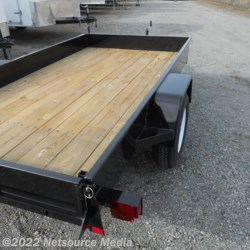 Taylor Leasing Trailer Sales 2015  Flatbed (Utility) by Mirage | Anchorage, Alaska
