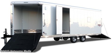 New 2015 Mirage Xtreme Snow For Sale by Taylor Leasing Trailer Sales available in Anchorage, Alaska