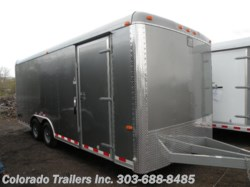 2015 Cargo Craft Dragster 8.5x20 Enclosed Cargo Trailer