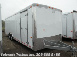 2015 Cargo Craft Dragster 8.5x24 Enclosed Cargo Trailer
