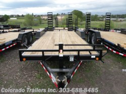 2015 Load Trail  83x20 Flatbed / Car Hauler
