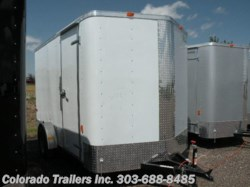 2015 Cargo Craft Elite V 7x12 Enclosed Cargo Trailer
