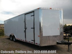 2016 Cargo Craft Dragster 8.5x27 Enclosed Cargo Trailer