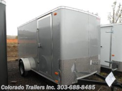 2016 Pace American Outback 6x12 Enclosed Cargo Trailer