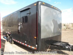 2016 Cargo Craft Dragster 8.5x20 Enclosed Cargo Trailer